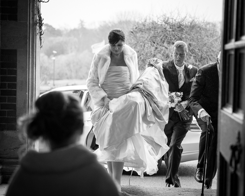 gill taff wedding 7 - Winter Wedding In Hertfordshire