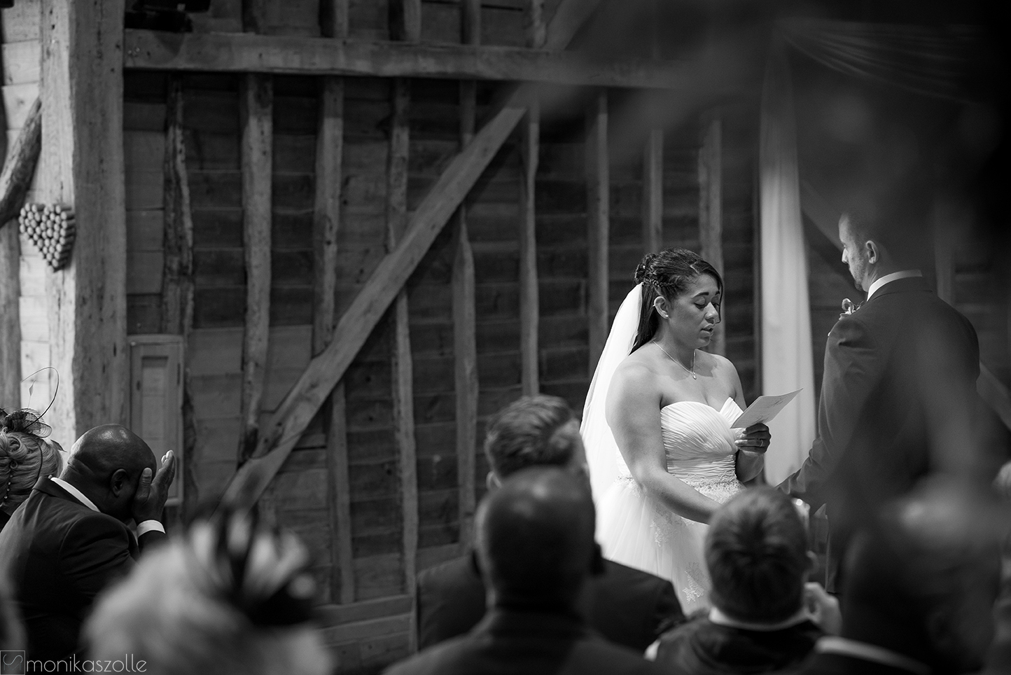 wedding in the barn1 - Wedding Gallery