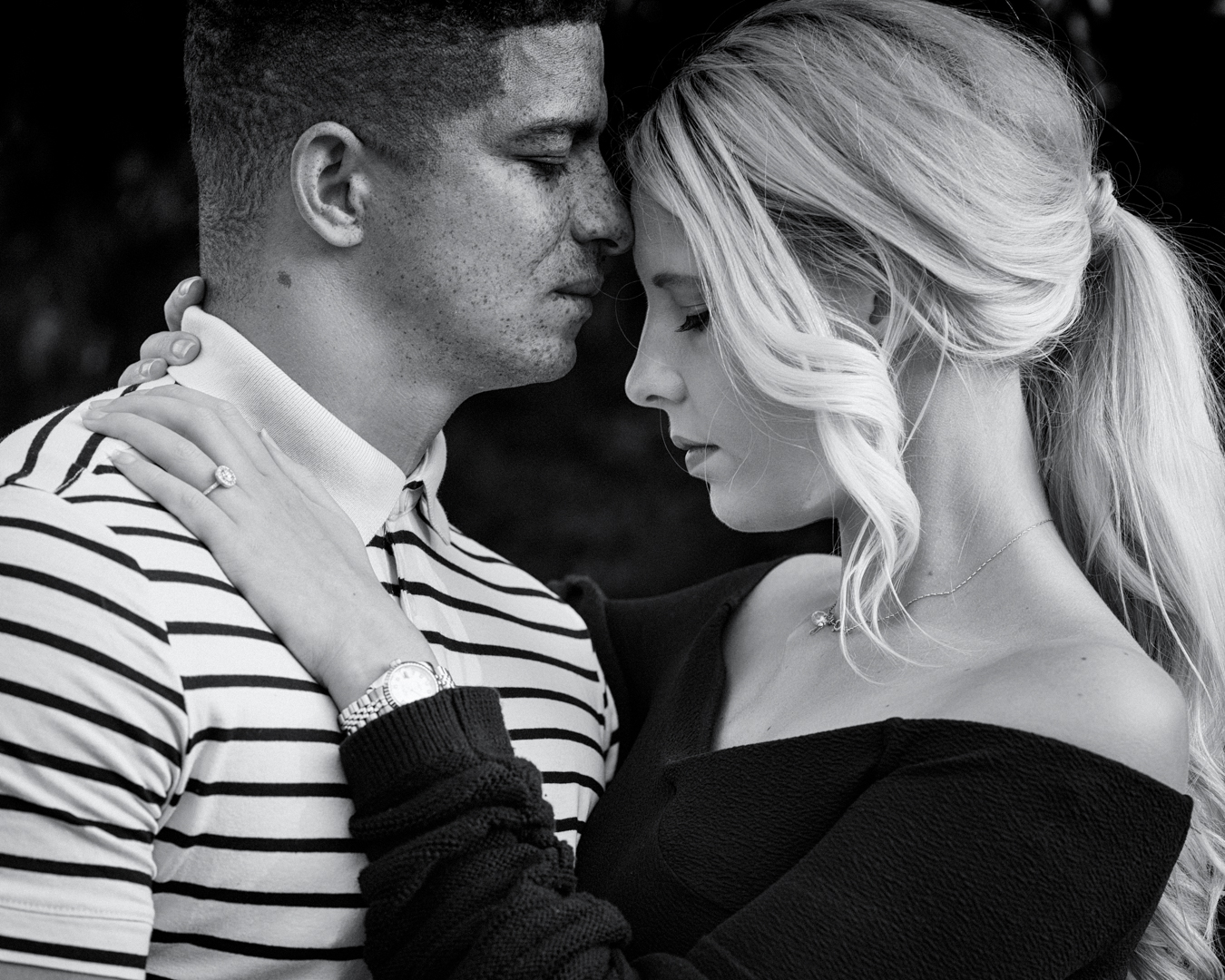 engagement session in harefield 50 - Couples Gallery
