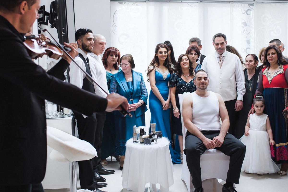 GREEK WEDDING LONDON