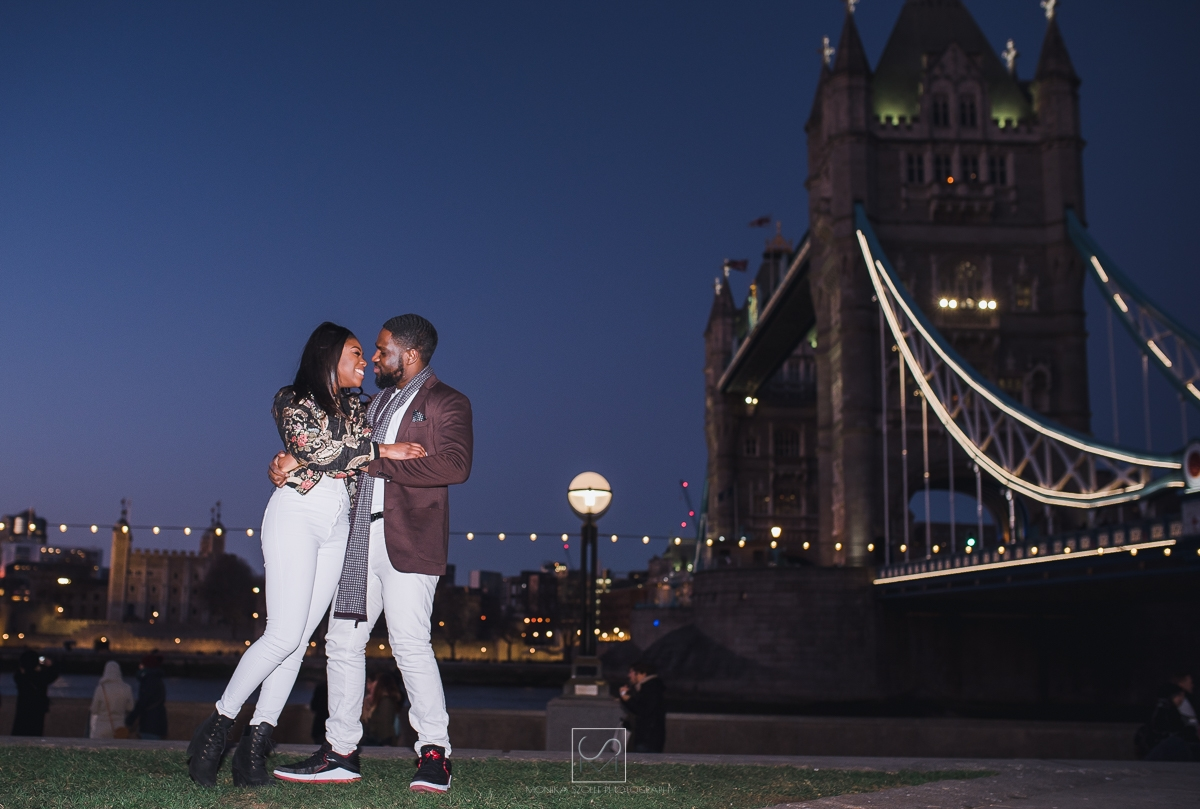 2018 Crystal MS 40 - London engagement session