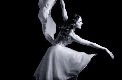 dancer portrait