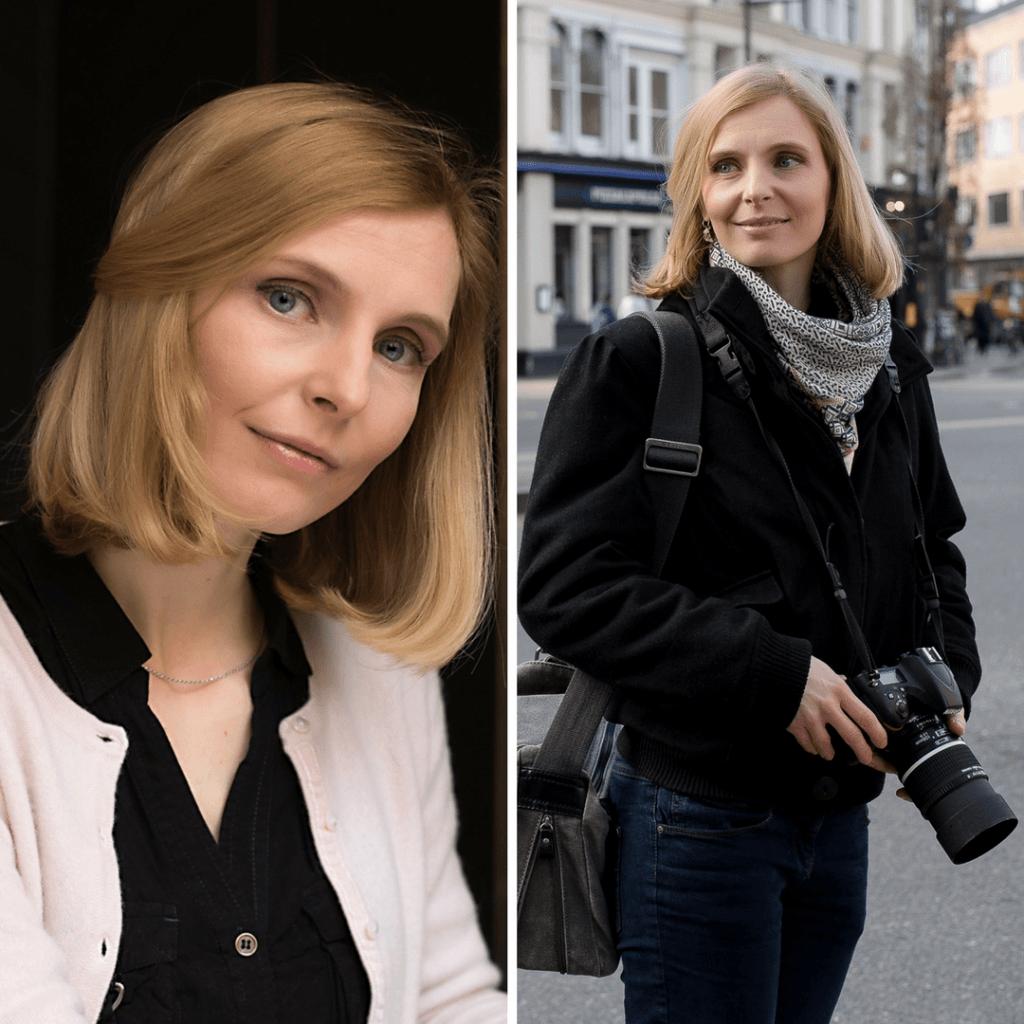 polski fotograf Londyn