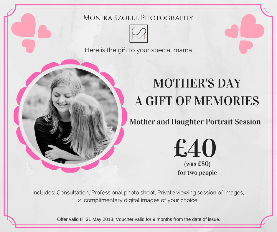 Mothers day voucher - The Best Gift for Your Mother