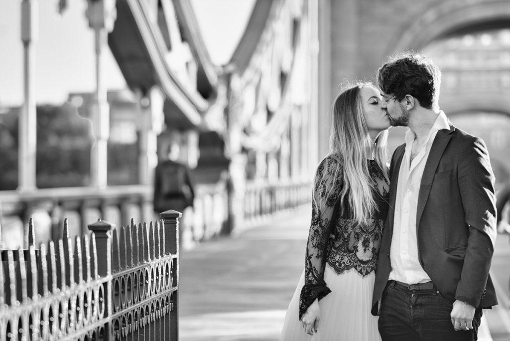 Romantic Tower Bridge London Engagement shoot 26 1024x684 - Romantic Tower Bridge London Engagement Shoot