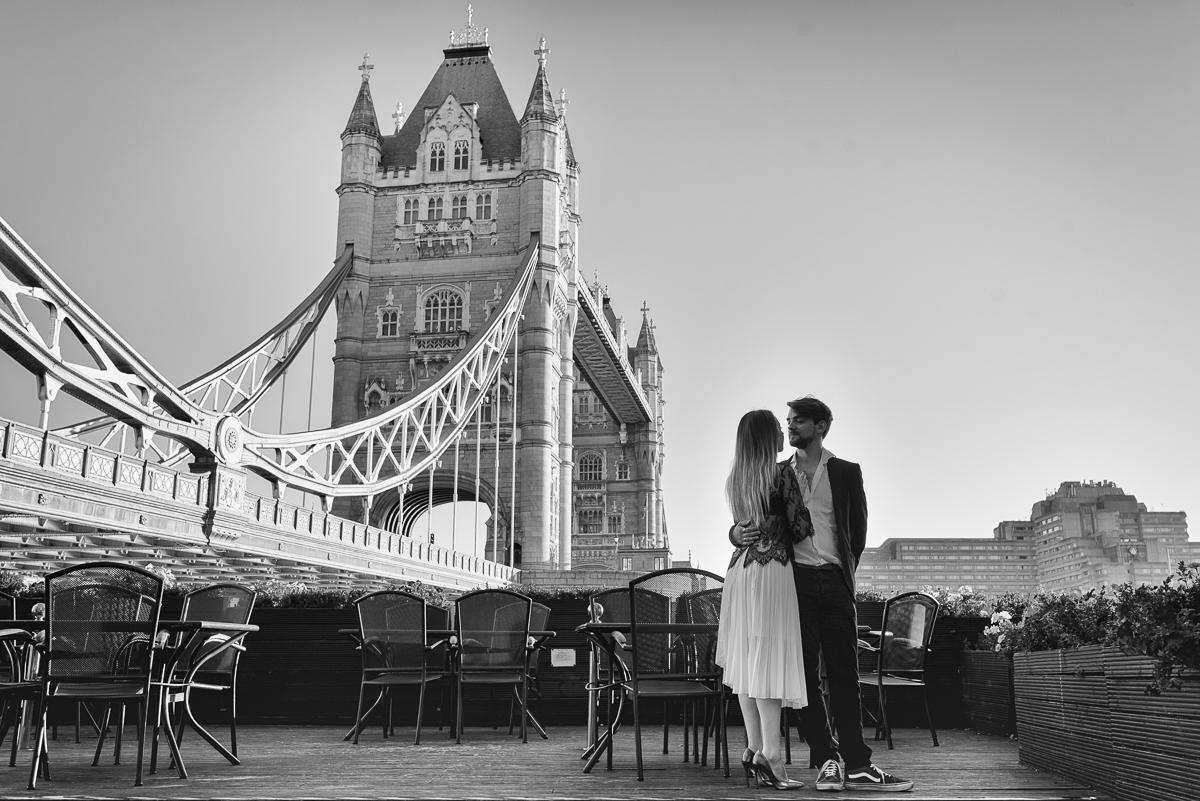 Romantic Tower Bridge London Engagement shoot 28 - Romantic Tower Bridge London Engagement Shoot