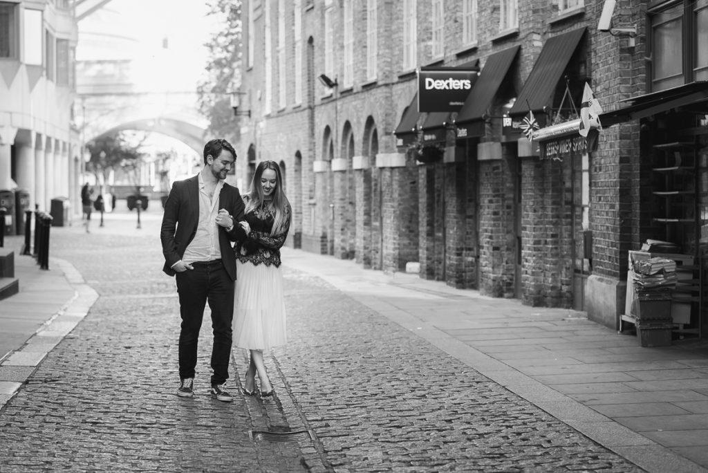 Romantic Tower Bridge London Engagement shoot 33 1024x684 - Romantic Tower Bridge London Engagement Shoot