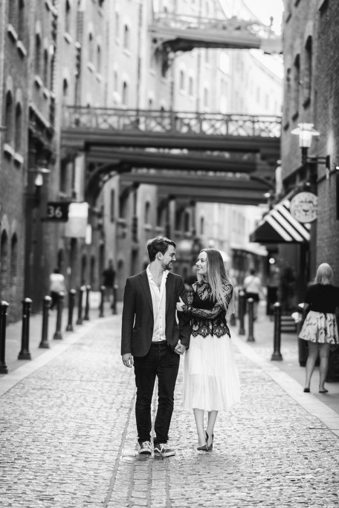 Romantic Tower Bridge London Engagement shoot 45 684x1024 - Romantic Tower Bridge London Engagement Shoot