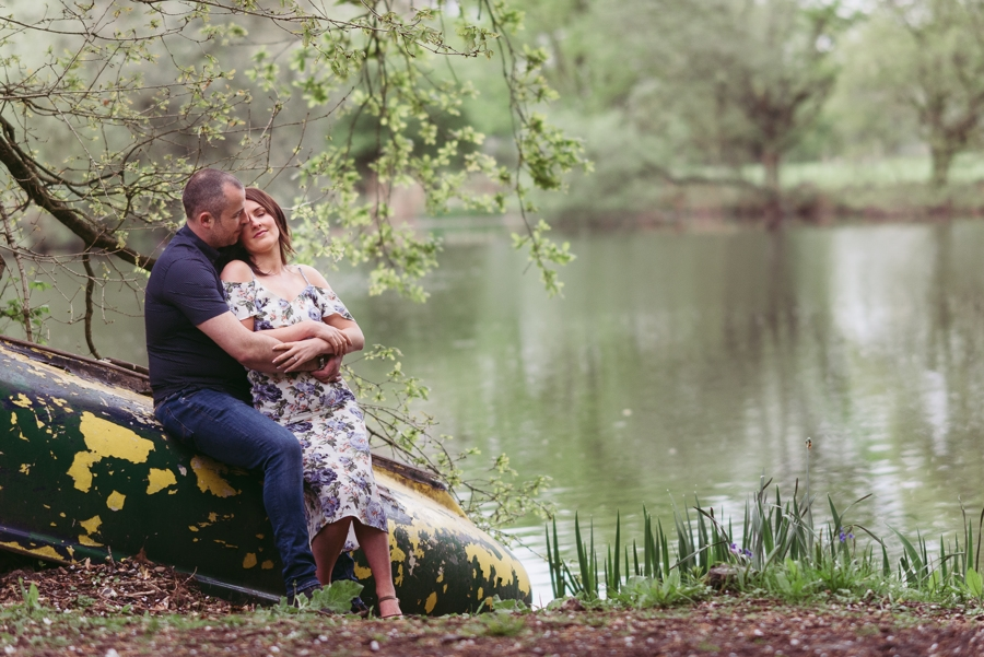 2018 04 28 LIAM AND SIOBHAM ENGAGEMENT MS 41 - Gorgeous Stoke Place pre-wedding photo shoot