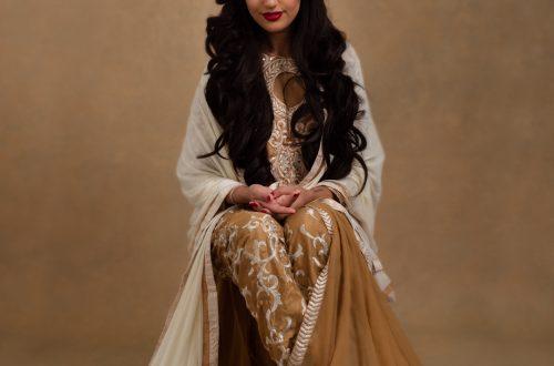 woman Indian portrait