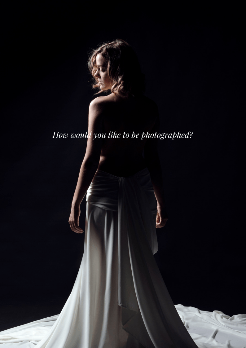 how would you like to be photographed - YOUR WEDDING GIFT