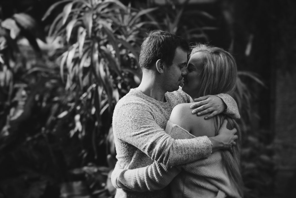 Engagement shoot at Barbican Conservatory 30 1024x684 - Engagement Photo shoot - Barbican | London
