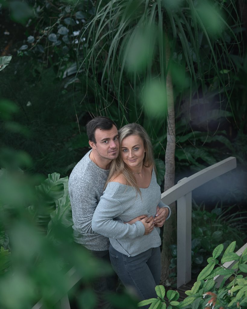 Engagement shoot at Barbican Conservatory 49 819x1024 - Engagement Photo shoot - Barbican | London