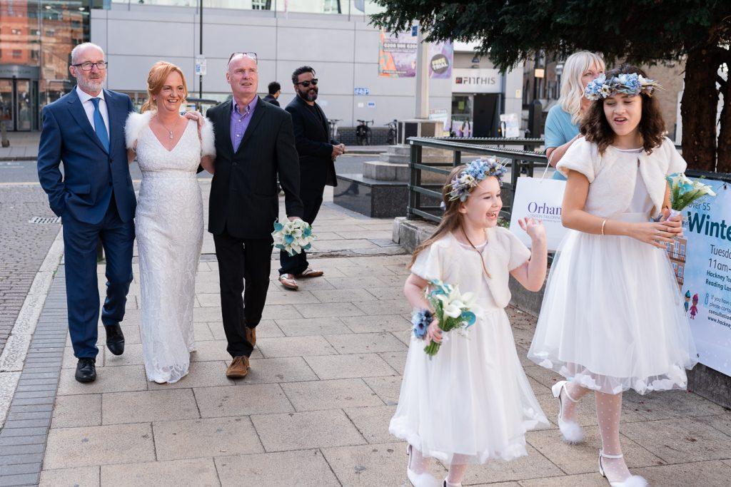 Ursula Carl 20 1024x683 - London Pub Wedding | Hackney