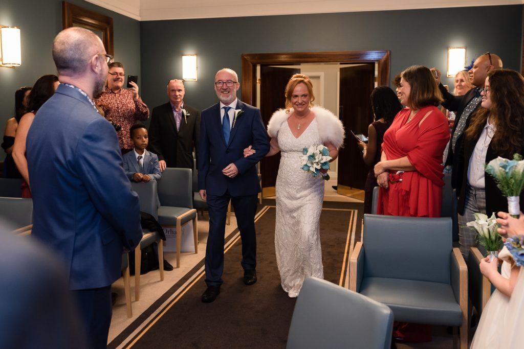 Ursula Carl 22 1024x683 - London Pub Wedding | Hackney