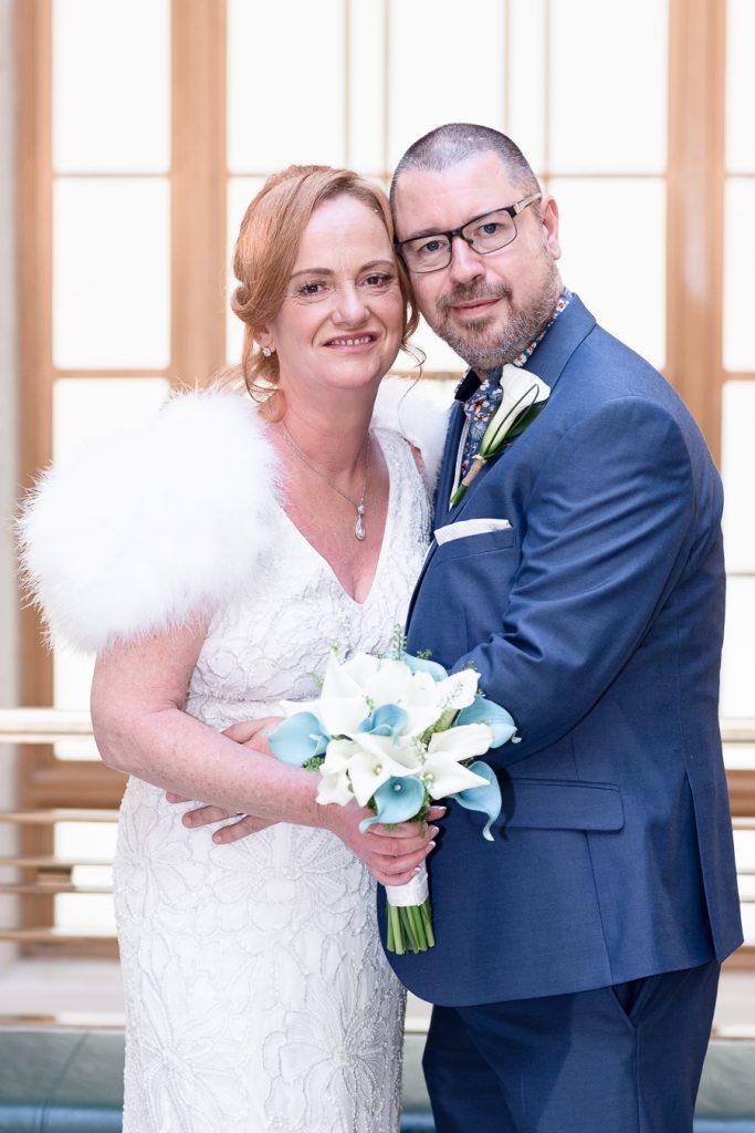Ursula Carl 40 683x1024 - London Pub Wedding | Hackney