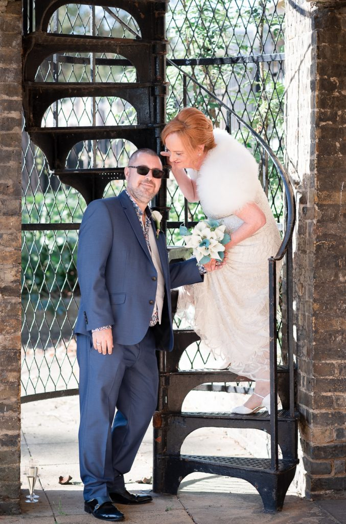 Ursula Carl 53 677x1024 - London Pub Wedding | Hackney