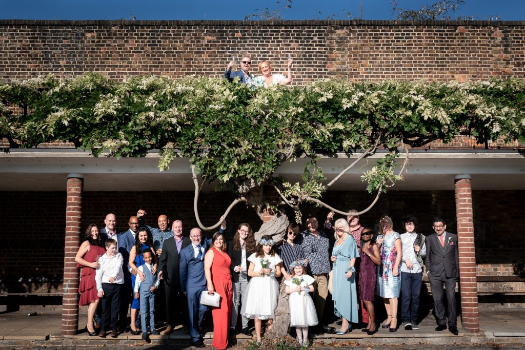 Ursula Carl 54 1024x683 - London Pub Wedding | Hackney