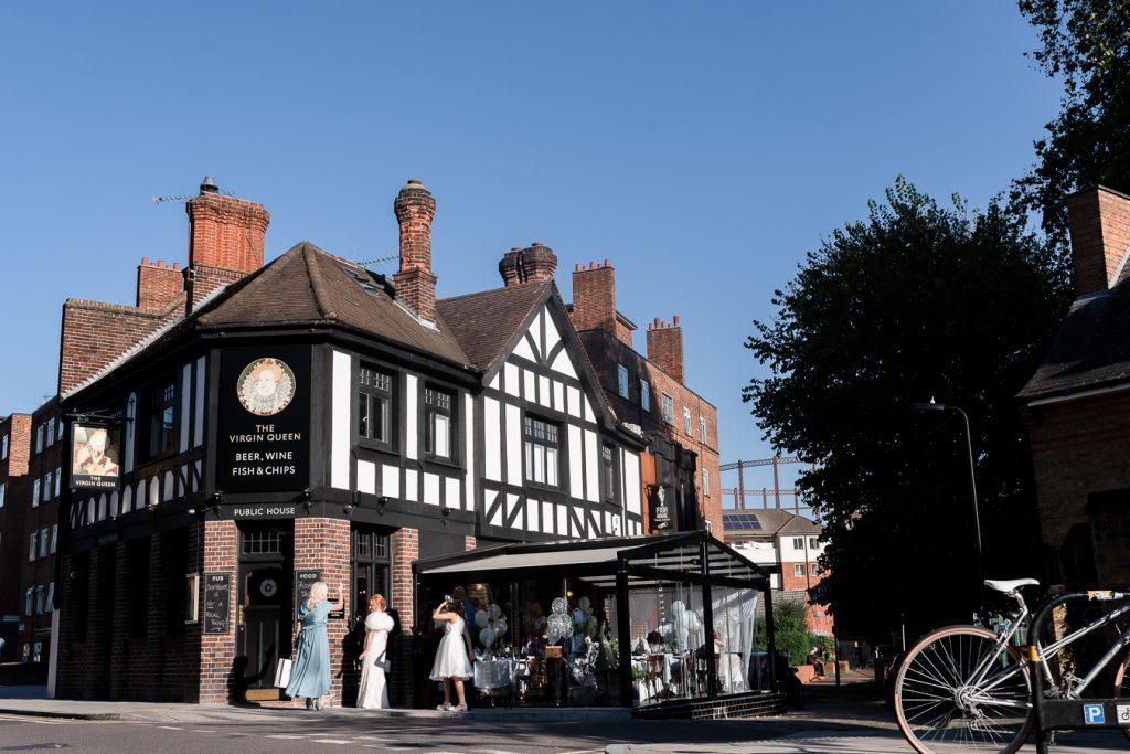 Ursula Carl 67 1024x683 - London Pub Wedding | Hackney