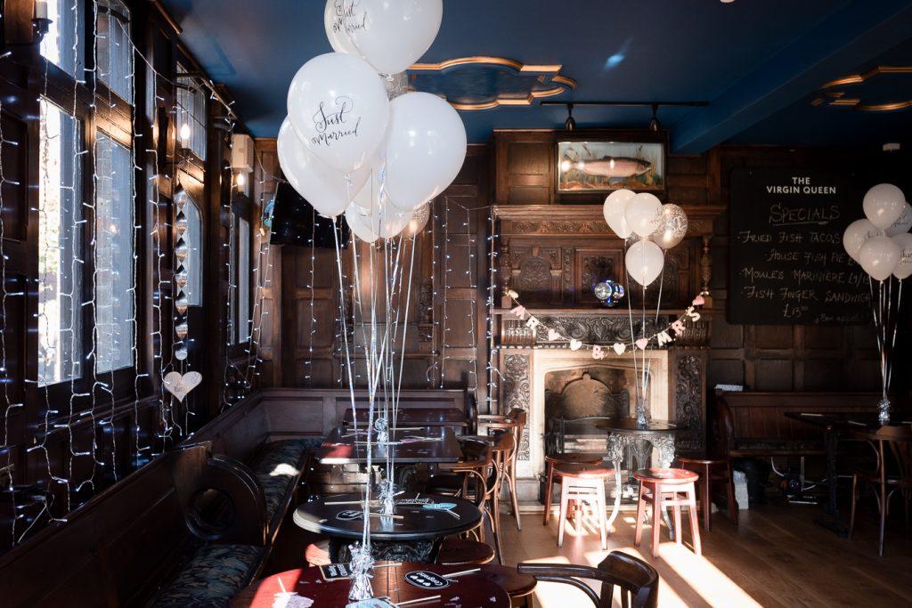 Ursula Carl 69 1024x683 - London Pub Wedding | Hackney