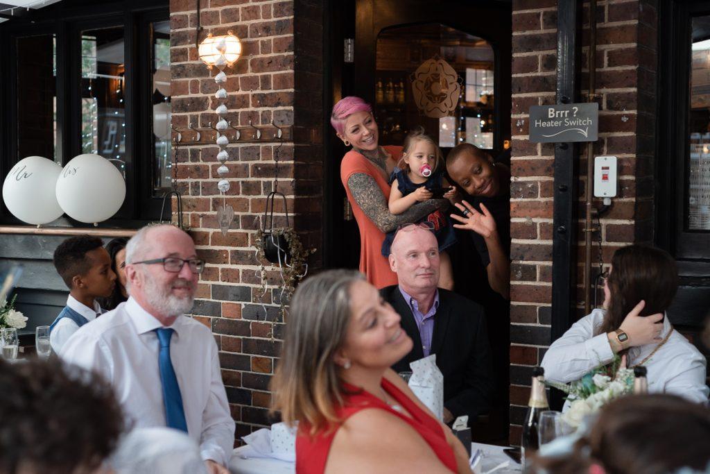 Ursula Carl 84 1024x683 - London Pub Wedding | Hackney