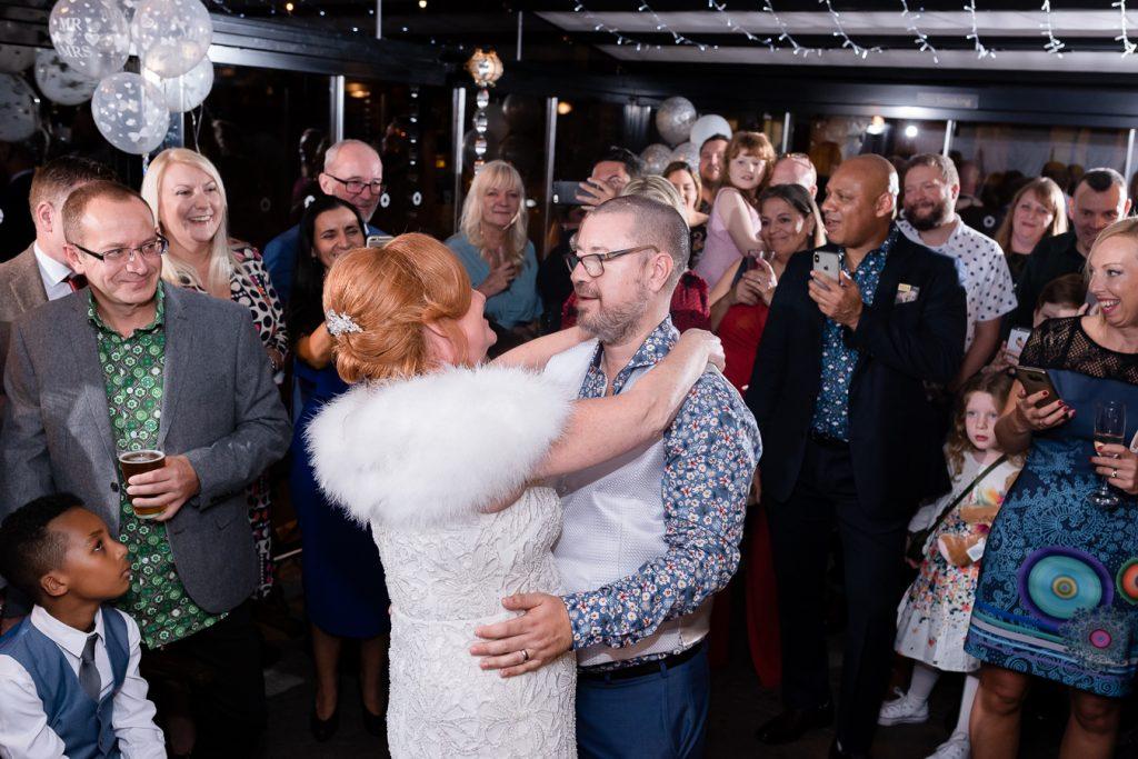 Ursula Carl 96 1024x683 - London Pub Wedding | Hackney