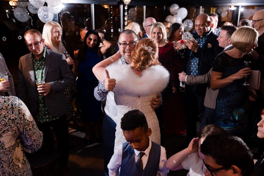 Ursula Carl 97 1024x683 - London Pub Wedding | Hackney