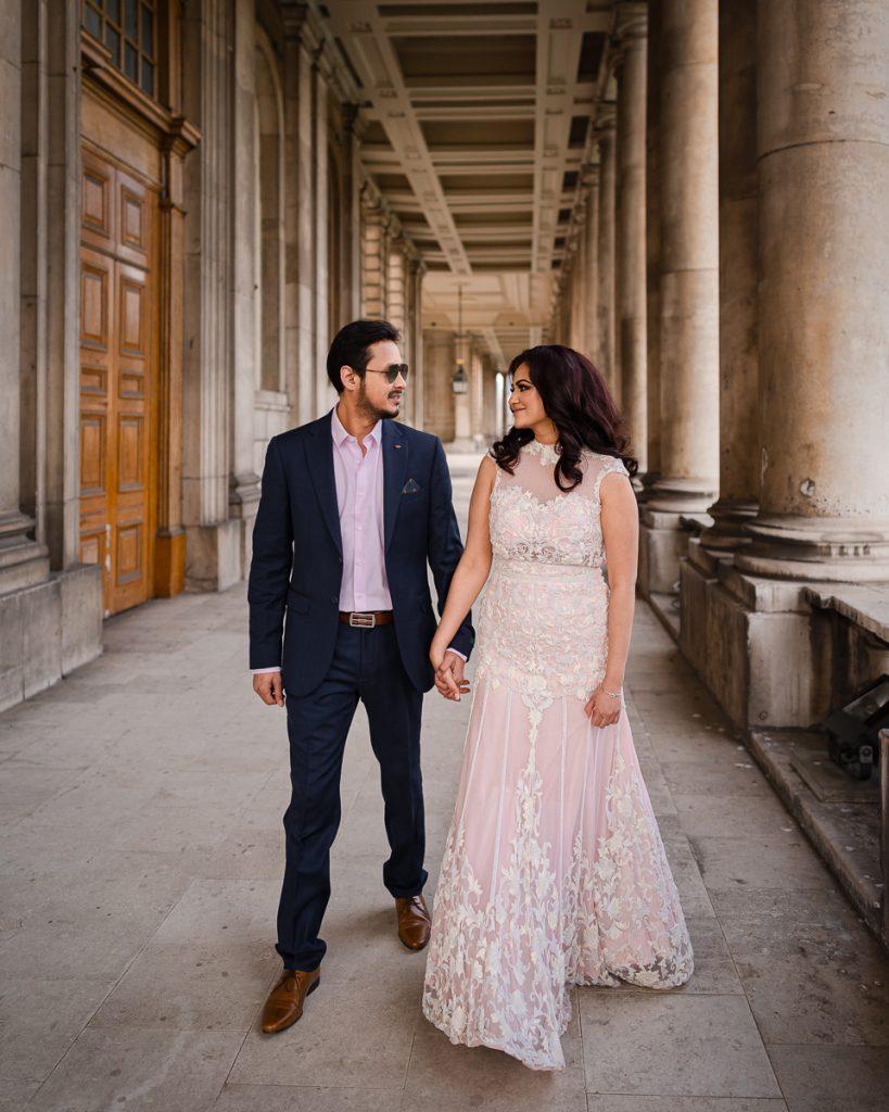 Greenwich pre wedding shoot 12 819x1024 - London Pre Wedding Photography | Greenwich