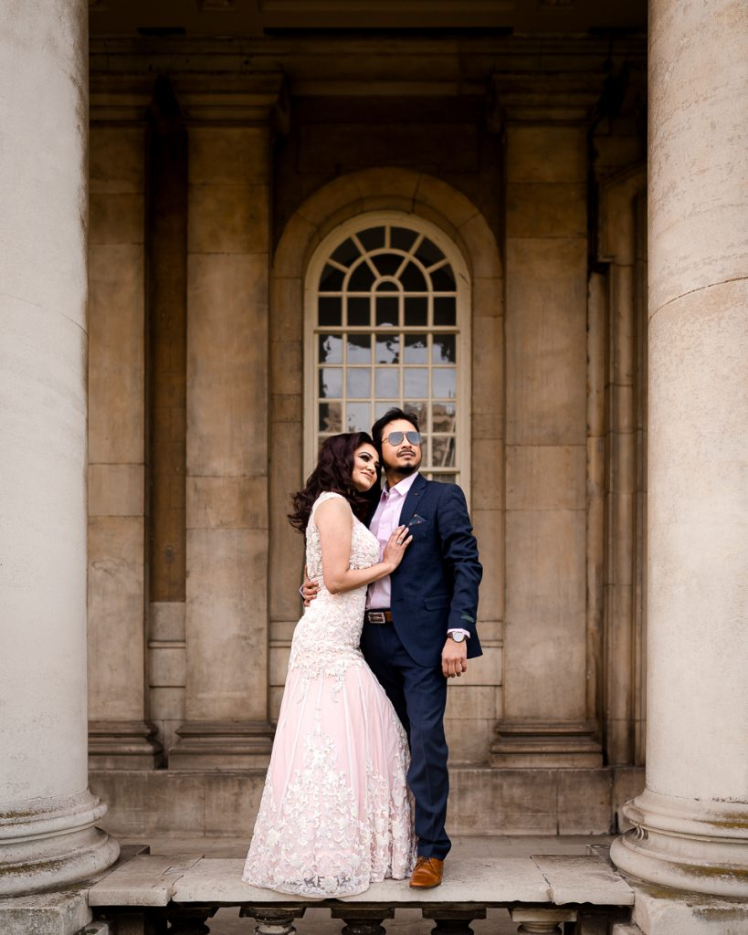 Greenwich pre wedding shoot 15 819x1024 - London Pre Wedding Photography | Greenwich