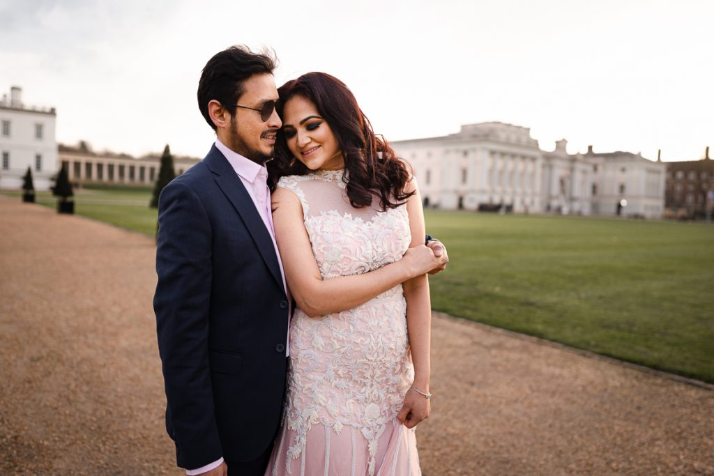 Greenwich pre wedding shoot 18 1024x683 - London Pre Wedding Photography | Greenwich