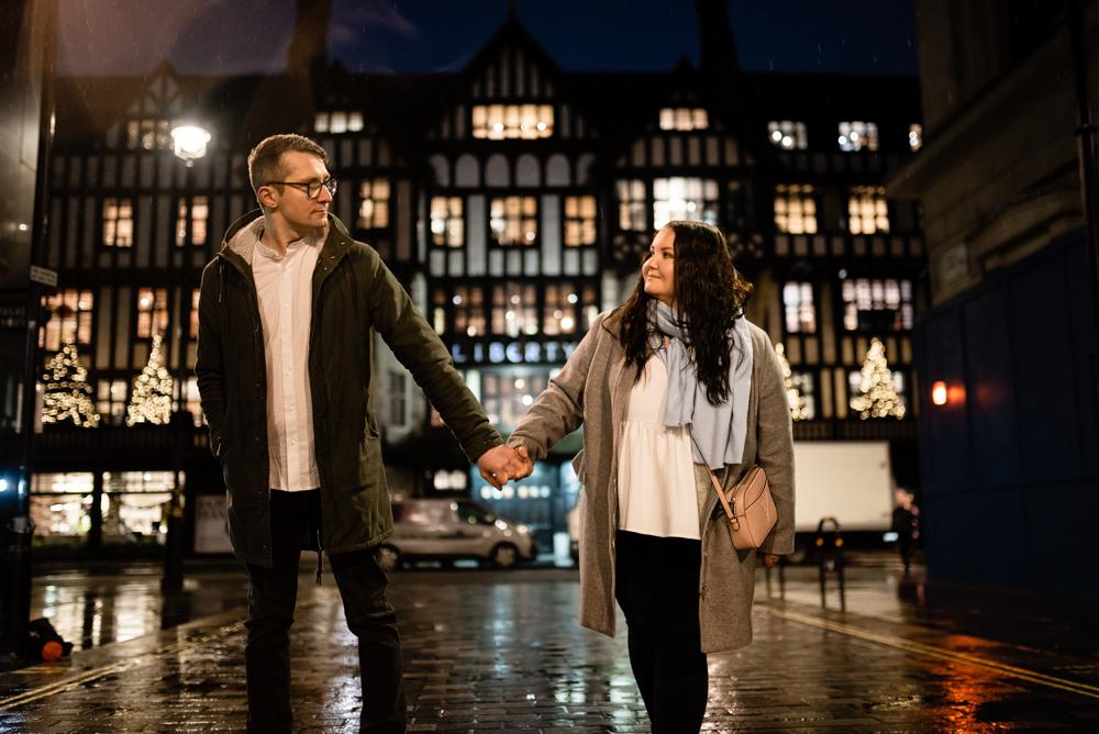 2020 12 03 Patrycja i Adrian 11 - How to plan Christmas Lights Couple Shoot   London