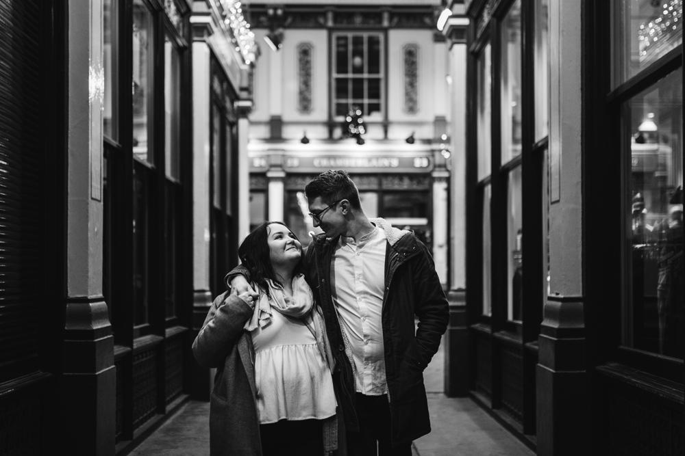 2020 12 03 Patrycja i Adrian 84 - How to plan Christmas Lights Couple Shoot   London